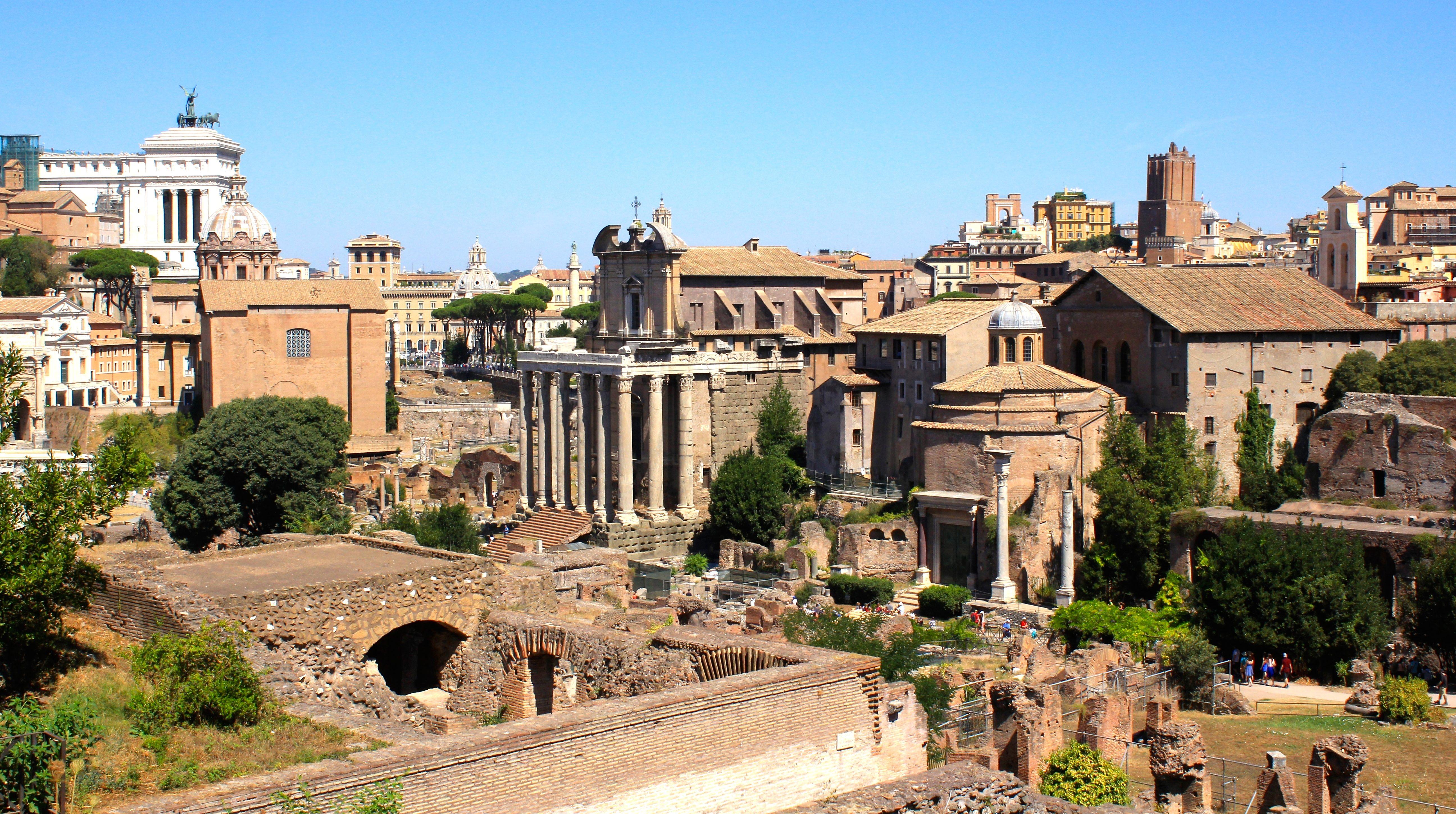 ローマ帝国 | 世界遺産検定を取得するブログ